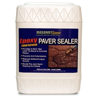 MasonrySaver Paver Sealer - 5 Gallon