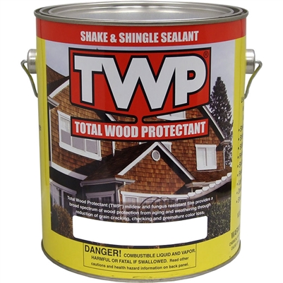 TWP 200 Series Shake & Singles Sealant - 1 Gallon