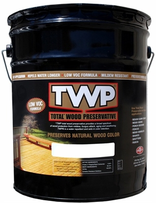 TWP 1500 Series Wood Stain 5 Gallon