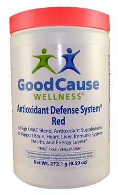ANTIOXIDANT DEFENSE SYSTEM RED