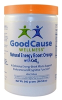 Energy Lift Orange with CoQ10
