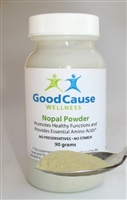NOPAL POWDER, Organic Raw, 150 servings