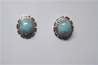 Larimar Earrings 'Madeline'