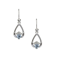 Claddagh Earrings