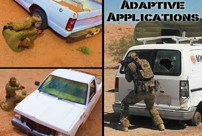 Adaptive Applications (Prerequisite - Carbine 2)