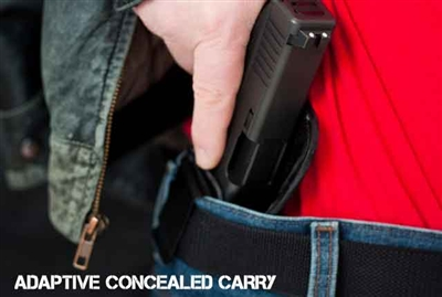 Adaptive Concealed Applications (Intermediate)