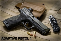 Adaptive Pistol 1 (New - Beginner)