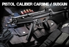 Pistol Caliber Carbine