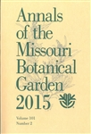 Annals of the Missouri Botanical Garden 101 (2)