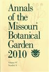 Annals of the Missouri Botanical Garden 97(4)