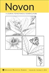 Novon 26 (2), A Journal for Botanical Nomenclature
