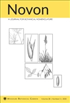 Novon, A Journal for Botanical Nomenclature 28(3)