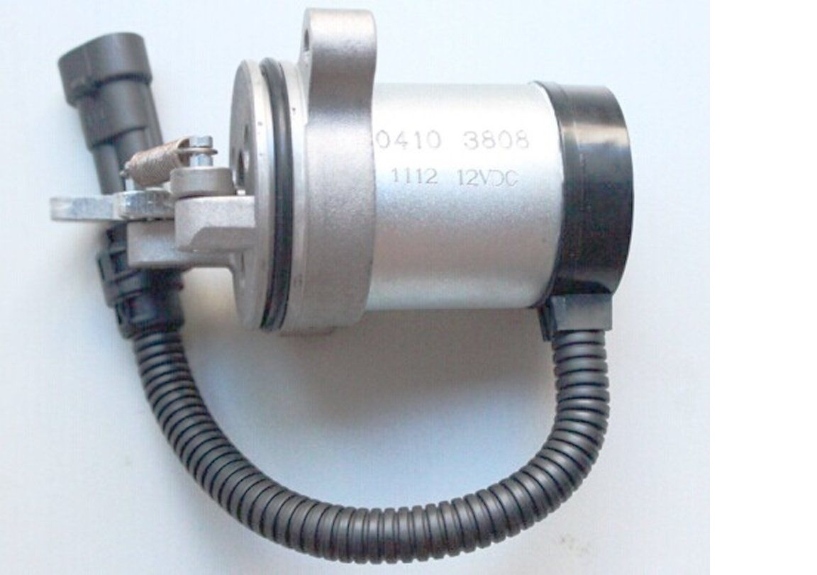 Bobcat Fuel ShutOff Solenoid for 863 864 873 883 Diesel Deutz Skid Steer  6686715