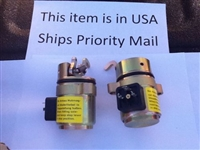 Deutz Fuel shut off solenoid 04272733 Bobcat skidsteer