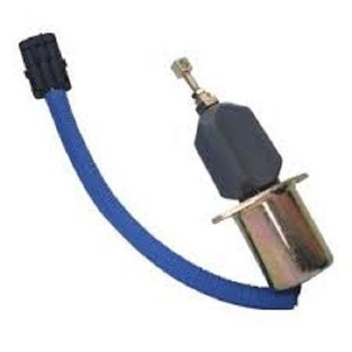 "For Cummins 2-1//2/"" Spacing Round Pin Fuel Shutdown Solenoid Ford Motorhome"
