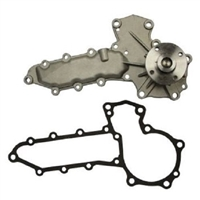 15521-73033 Kubota Skid Steer Loader Water Pump & Gasket L235 L275 L3350 L4350