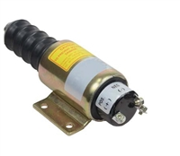 NEW FUEL SHUT-OFF SOLENOID FITS CUMMINS ENGINES 2001-12E2U1B1S1