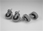 "<b>3"" Diameter Casters for Model #1 & All Model #2's</b>"