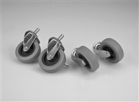 "3"" Diameter Casters for Model #1 & All Model #2's"