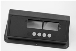Replacement Black Digital Plastic Enclosure