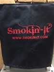<b>Black Outdoor Cover - Model #1 Smoker</b>