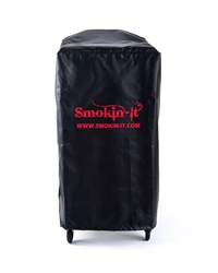 Black Outdoor Cover - Model #3.5D Smoker