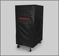 Black Outdoor Cover - Model #5D Smoker