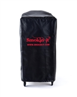 Black Outdoor Cover - Model #2 & #2D Smoker & Cart/Cabinet