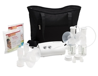Double Electric Breast Pump Kit Ameda Finesse