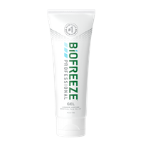 Biofreeze Professional Pain Relieving Gel 4 oz Green
