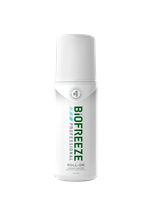 Biofreeze Professional Pain Relieving Roll-on Gel - 3 oz - Green