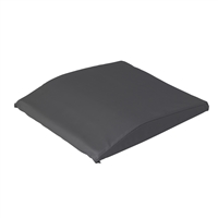 General Use Extreme Comfort Wheelchair Back Cushion with Lumbar Support, 16""
