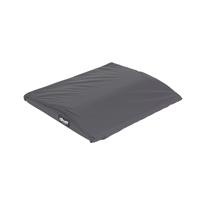 General Use Extreme Comfort Wheelchair Back Cushion with Lumbar Support, 20""