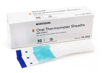 Oral Thermometer Probe Cover For Digital Thermometer 50 per Box