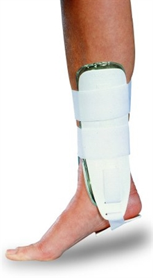 Ankle Support Surround with Gel Large Hook and Loop