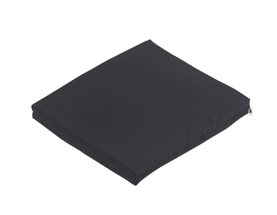 "Gel-U-Seat Lite General Use Gel Cushion with Stretch Cover, 18"" x 20"" x 2"""