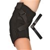Thermoskin Hinged Elbow Brace Black