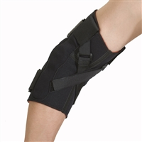Thermoskin ROM Hinged Elbow Black