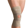 Thermoskin Knee Sleeve with Patella Opening Beige