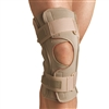 Thermoskin Hinged Knee Wrap ROM Beige