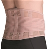 Thermoskin Elastic Back Stabilizer Beige