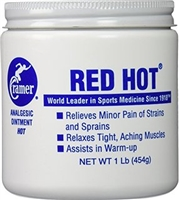 Cramer Red Hot Ointment - 1 lb Jar