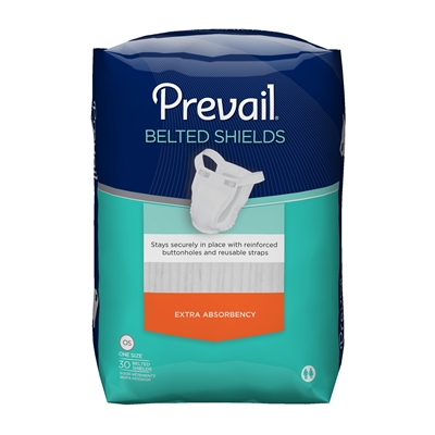 Prevail Belted Shield Extra Absorbency