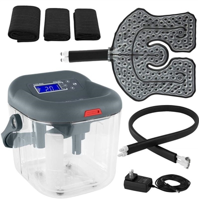 Ice Therapy Machine Gray