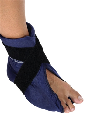 Elasto-Gel Hot Cold Foot and Ankle Wrap