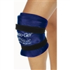 Elasto-Gel Knee Wrap with Patella Hole Large XL