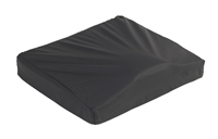 Titanium Gel Foam Wheelchair Cushion 16in x 18in