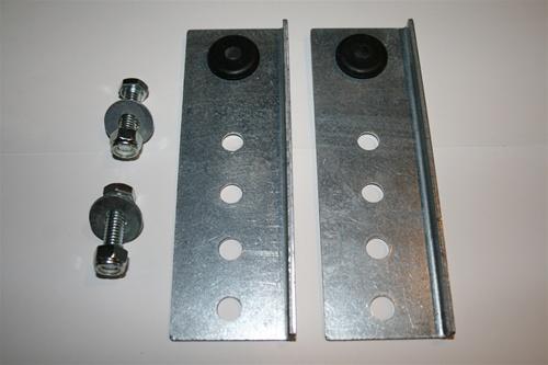 Garage Door Opener Noise Reduction And Vibration Isolator Kit
