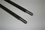 "18"" Hexagon winding bars for winding torsion springs"