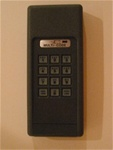 Stanley Wireless Keypad Model 2986, 310 Frequency